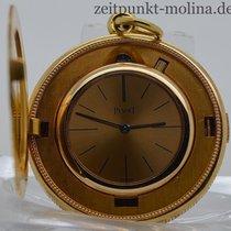 Piaget 20 USD 1900 Münztaschenuhr, 18/21ct gold, 70iger Jahre