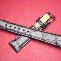 Louisiana Krokodil-Leder-Armband 20mm im Verlauf auf 16mm...