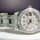 Rolex Datejust Lady Pearlmaster 18K Solid White Gold Masterpiece