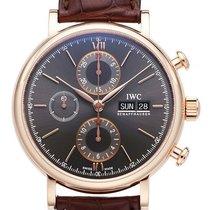 IWC Portofino Chronograph 18 kt Rotgold IW391021