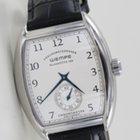 Wempe Chronometerwerke XL in Edelstahl NP 4250,-€
