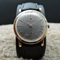 Vacheron Constantin 18K Rose Gold with Original Silver Dial...