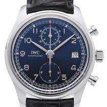 IWC Portugieser Chronograph Classic Laureus IW390406