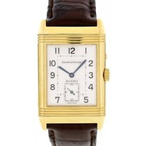 Jaeger-LeCoultre Men's  Reverso 18k Yellow Gold 270.1.54