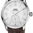 Oris Artelier Hand Winding Small Second 396.7580.4051.LS