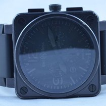 Bell & Ross Br02-94 Herren Uhr Automatik Chrono 46mm...