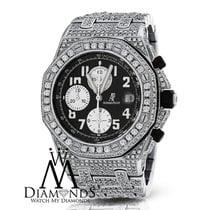 オーデマ・ピゲ (Audemars Piguet) Diamonds  Royal Oak Offshore Watch...