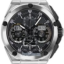IWC Ingenieur Perpetual Calendar Digital Date Month 46mm iw379201