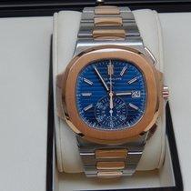Patek Philippe Nautilus 5980/1AR-001 Pre-Owned