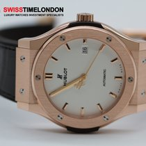Hublot Classic Fusion Opalin King Gold Automatic 42mm