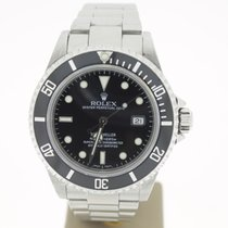 Rolex Sea-Dweller Steel 40mm (BOX2005) Black Dial