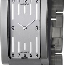 Movado Elliptica Automatic Stainless Steel Bracelet 0604831