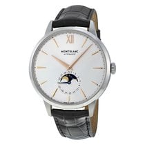 Montblanc Heritage Spirit Automatic White Dial Mens Watch 111620