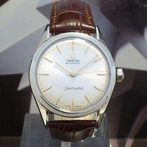 Omega Automatic Seamaster Wristwatch 19 Jewels