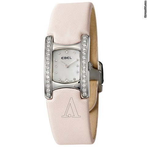 Ebel Women's Beluga Manchette Watch