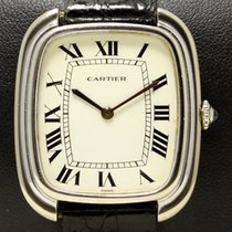 "Cartier ""Square"" White Gold made in 1970's"