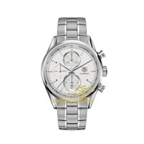 TAG Heuer Carrera Calibre1887 Chronograph 41mm Steel Watch...