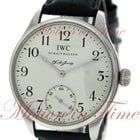 IWC Portuguese F.A. Jones, Silver Dial, Limited Edition...