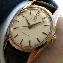 Omega Perfect pink gold Seamaster Automatic red gold Automatik
