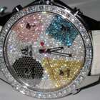 Jacob & Co. JC Five Time Zone 47MM Diamonds