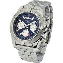 Breitling Chronomat GMT 44 Chronograph in Steel