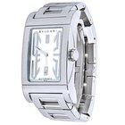 Bulgari Rettangolo Stainless Steel Automatic Watch RT 45 S
