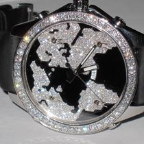 Jacob & Co. JC The World Is Yours 47MM Diamonds