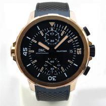 "IWC Aquatimer Chronograph Edition ""expedition Charles Darwin""..."
