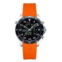 Hamilton Khaki Flight Timer Air Zermatt H64554431