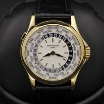 Patek Philippe - World Time - 5110J - Yellow Gold - Complete...