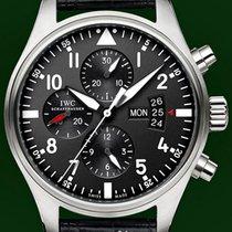 IWC Pilot DayDate 43mm Automatic Chronograph 2016 Box&Papers