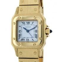 Cartier Santos Lady Yellow Gold