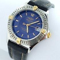 Breitling Sirius Perpetuel Lady Damen Uhr Stahl/gold B62022