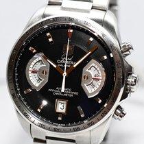 TAG Heuer Grand Carrera Chronograph Papiere von 2008