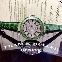 Franck Muller Double Mystery Ronde Green