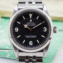 Rolex 1016 Vintage Explorer I w/ Original Papers (25465)