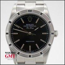 Rolex Air King Precision Black Dial Serie K