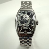Franck Muller Master Banker 5850 MB box, papers mint