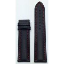 Certina DS Podium Lederband Schwarz 21/20 mm C610016988