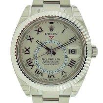 Rolex Sky-Dweller 326939 White Gold