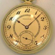 Hamilton Pocket Watch circa 1938
