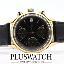 Paul Picot chrono gold 5115-3342     1953