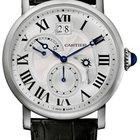 Cartier Rotonde de Cartier Retrograde Time Zone Mens Watch