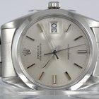 Rolex Oyster Date Précision Cadran argent 34mm
