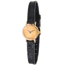Corum Ladies 1990s Corum 1905 $2.50 Gold Coin Quartz Dress Watch