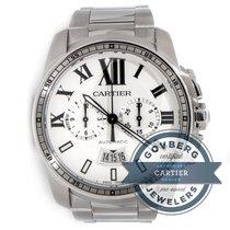 Cartier Calibre de Cartier Chronograph W7100045