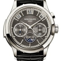Patek Philippe 5208P-001 Grand Complications Day-Date Annual...
