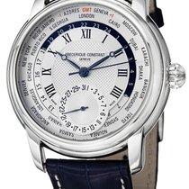 Frederique Constant Worldtimer FC-718MC4H6-BLUE