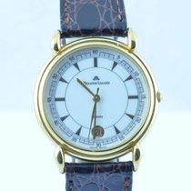 Maurice Lacroix Herren Uhr 34mm Stahl Vergoldet Quartz Rar 1 ...