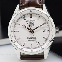 TAG Heuer Carrera Twin Time SS